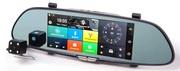 Регистратор с навигатором Eplutus D30. Сенсорный! на Android!